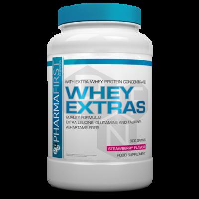 PF Whey Extras Pharma First Nutrition