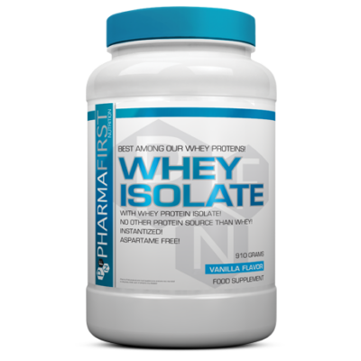 PF Whey Isolate Pharma First  Nutrition
