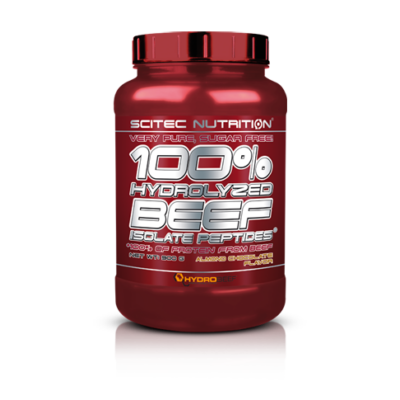 100% Hydrolyzed Beef Isolate Peptides Scitec Nutrition