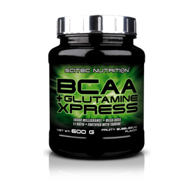 BCAA+Glutamine Xpress Scitec Nutrition