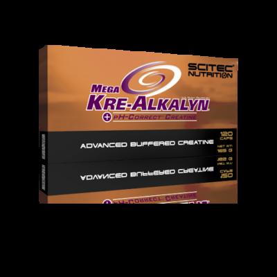 Mega Kre-Alkalyn Scitec Nutrition