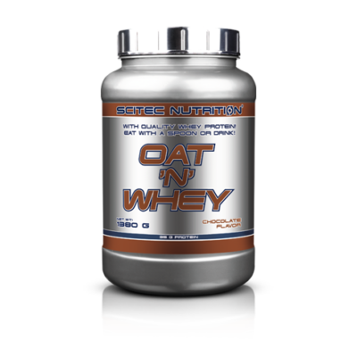 OAT'N WHEY (Manna) Scitec Nutrition