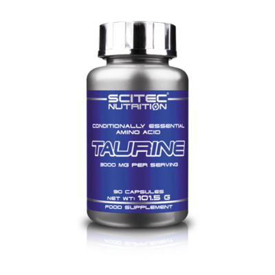 Taurine 90 kapsz. Scitec Nutrition