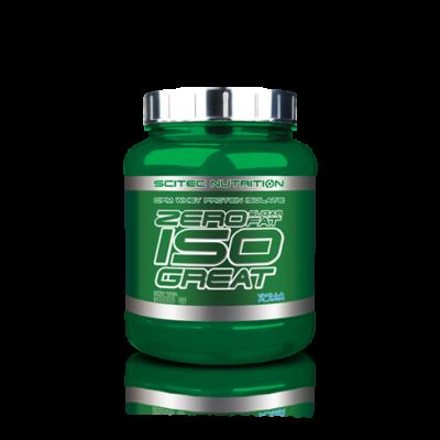 Zero Sugar/Zero Fat Isogreat(Zero Carb Isobest) Scitec Nutrition