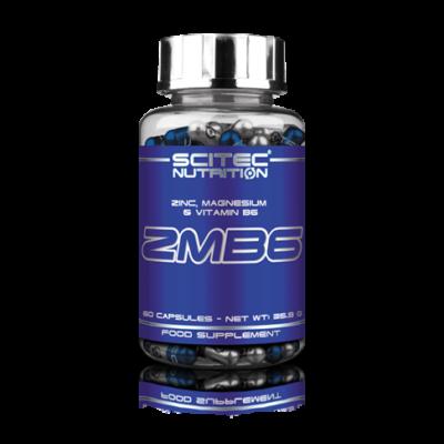 ZMB6 (ZMA) 60 kapsz. Scitec Nutrition