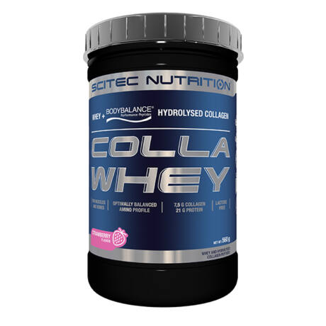 Collawhey 560g Scitec Nutrition