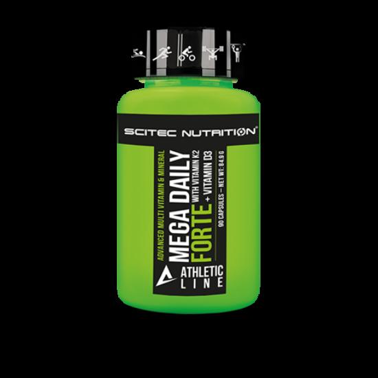 Mega Daily Forte 90 kapszula Scitec Nutrition Athletic Line