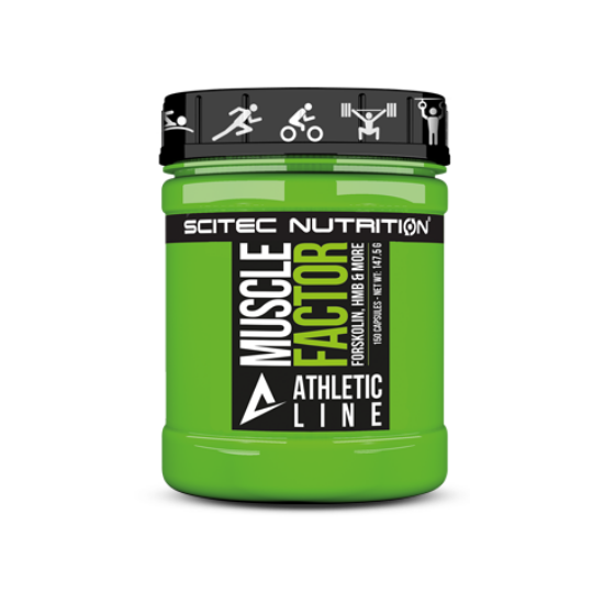 Muscle Factor 150 kapsz. Scitec Nutrition Athletic Line