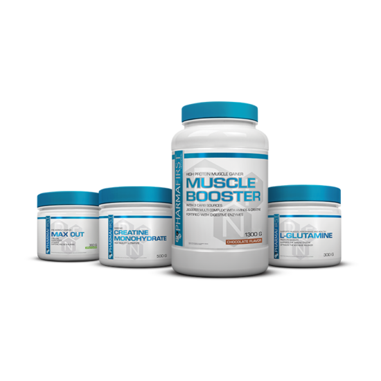 PF Super Premium tömegnövelő stack Pharma First Nutrition