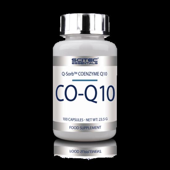 SE CO-Q10/10mg     100 kapsz. Scitec Essentials