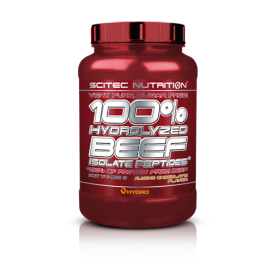 100% Hydrolized Beef Isolate Peptides Scitec Nutrition
