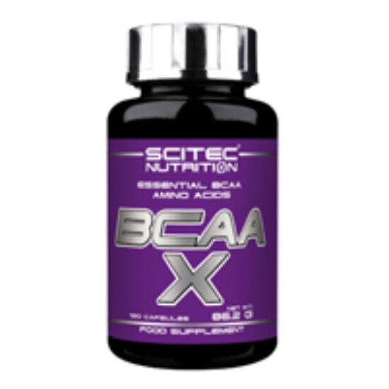 BCAA-X 120 kapsz. Scitec Nutrition