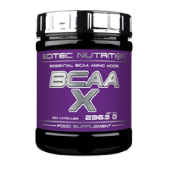 BCAA-X 330 kapsz. Scitec Nutrition