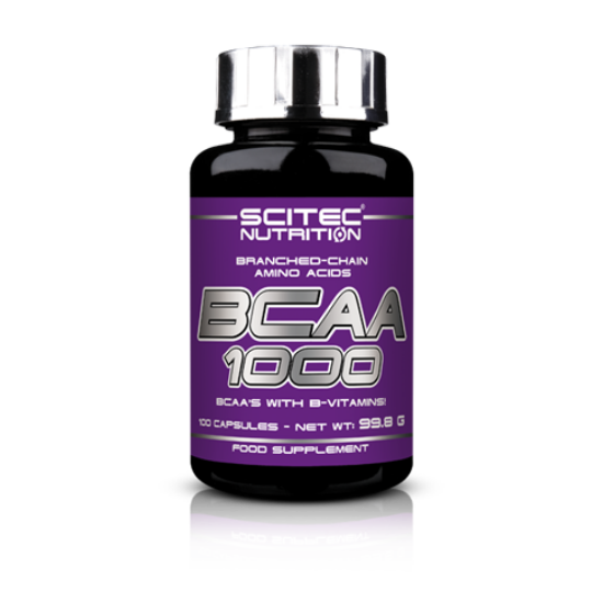 BCAA 1000    300 kapsz.  Scitec Nutrition