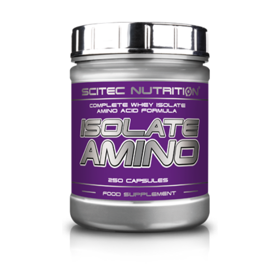 Isolate Amino 500 kapsz. Scitec Nutrition