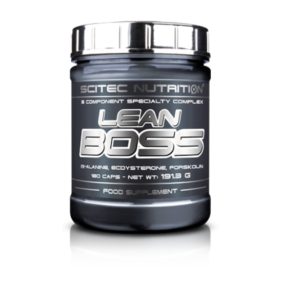 Lean Boss 180 kapsz. Scitec Nutrition