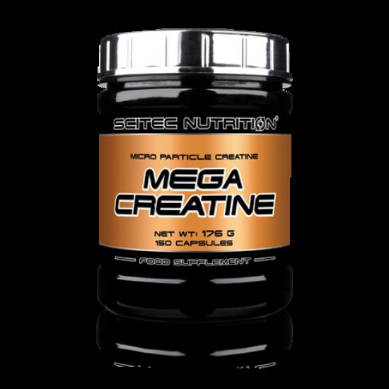 Mega Creatine 150 kapsz. Scitec Nutrition