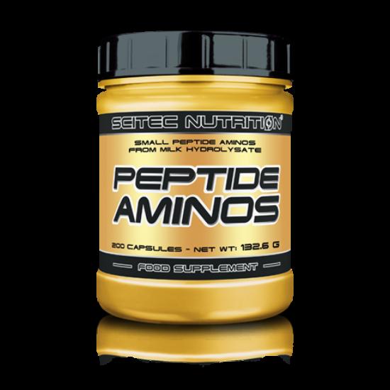 Peptid Aminos (Flash Amino Peptides) 200 kapsz. Scitec Nutrition