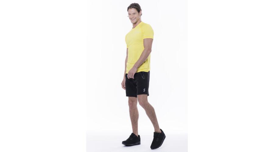 8ac3a35132 Venice T-Shirt sárga férfi edző póló Scitec Nutrition - SCITEC FÉRFI ...