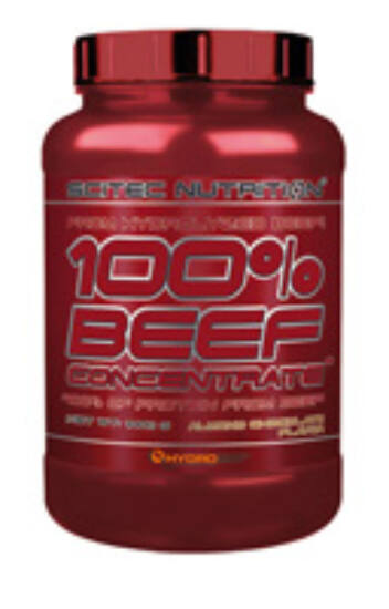 Image of 100% Beef Concentrate 1000g mandulás csoki Scitec Nutrition