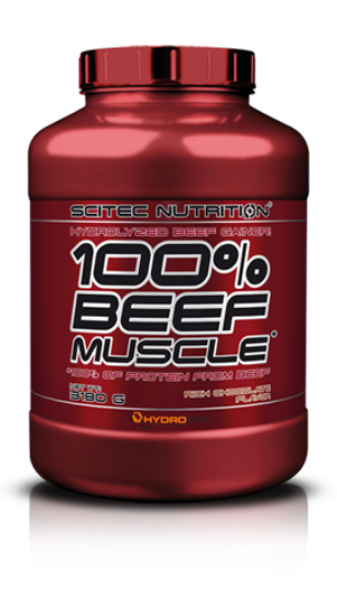 Image of 100% Beef Muscle 3180g csokoládé Scitec Nutrition