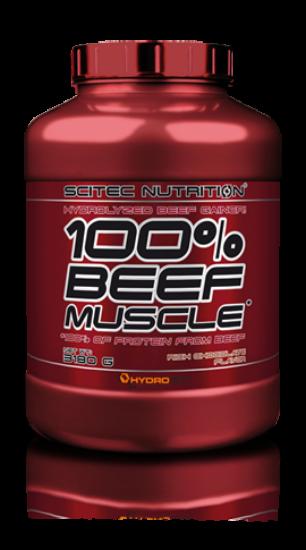 Image of 100% Beef Muscle 3180g csokoládé Scitec Nutrition