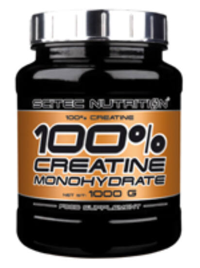 Image of 100% Creatine Monohydrate 1000g Scitec Nutrition