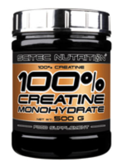 Image of 100% Creatine Monohydrate 500g Scitec Nutrition