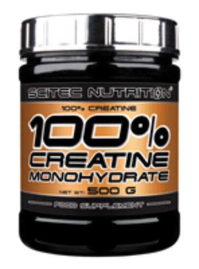 Image of 100% Creatine Monohydrate 500g Scitec Nutrition