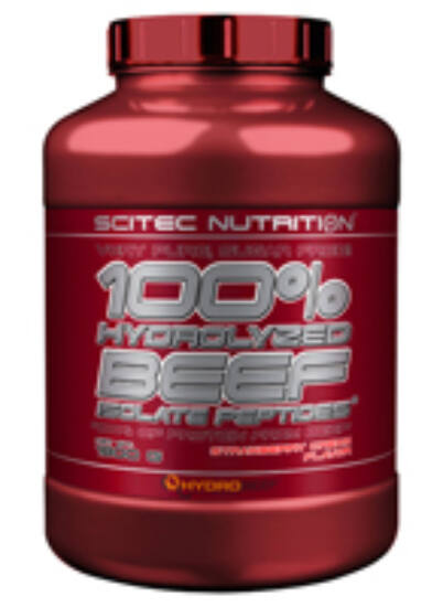 Image of 100% Hydrolized Beef Isolate Peptides 1800g eper Scitec Nutrition