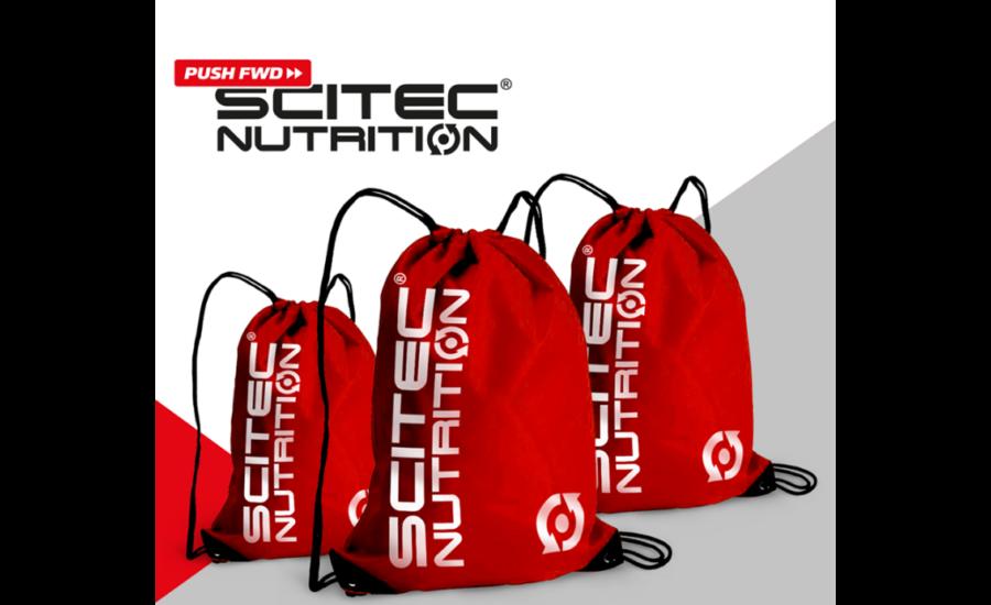 Gym Sack piros Scitec Nutrition AKCIÓ - SCITEC NUTRITION 6fca3d90d3