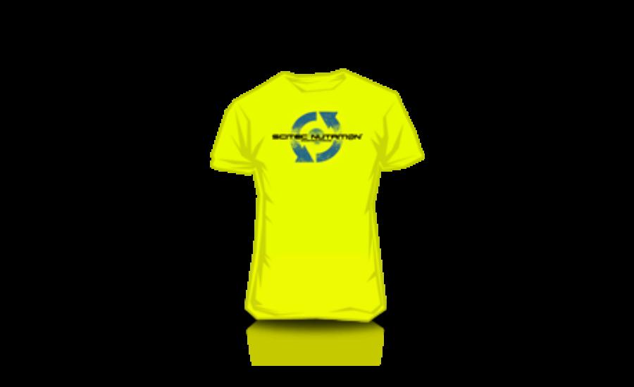 T-Shirt Neon Green  96 férfi UV zöld póló Scitec Nutrition - SCITEC ... c40b6b1e27